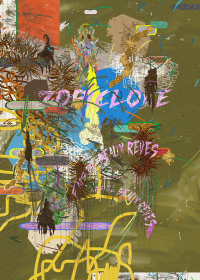 ©François Martinache - Task Force - Zopiclone (fais de beaux rêves) - Galerie Estace Paris - Impression Fujiflex contrecollé sous Diasec - 80x60cm - 2010