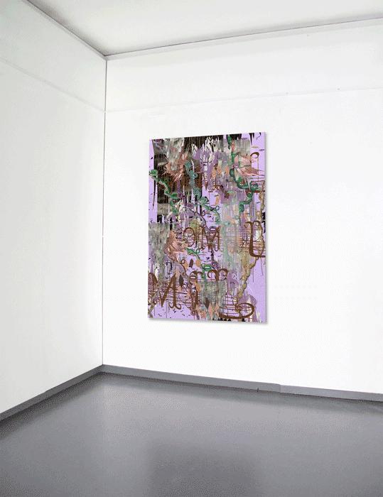 """©François Martinache - Exposition collective """"Format à l'Italienne"""" - Espace Le Carré, Lille - 2010"""