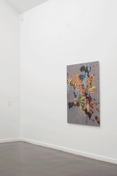 """©François Martinache - Exposition collective """"A travers"""" - Centre d'arts plastiques et visuels, Lille - 2014"""