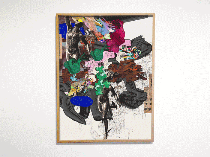 """©François Martinache - Exposition collective """"A travers"""" - Espace Le Carré, Lille - 2014"""
